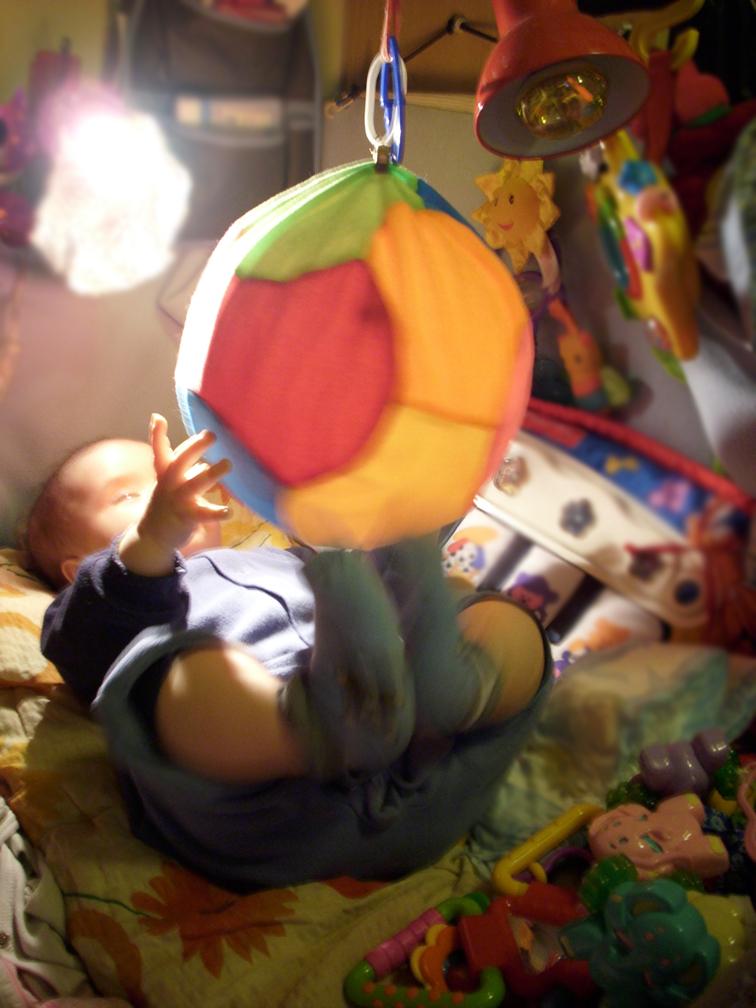 zabawki wiszące
