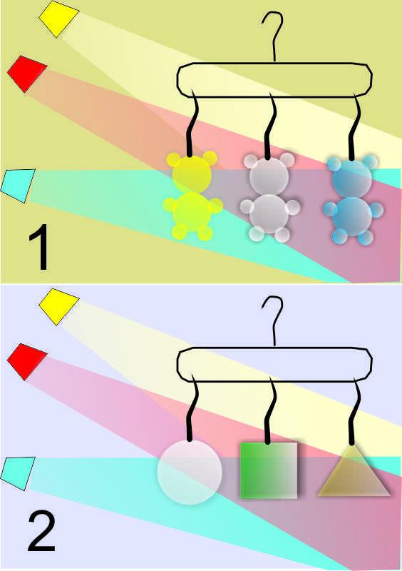 odblaski szkolne uczą kształtów 2