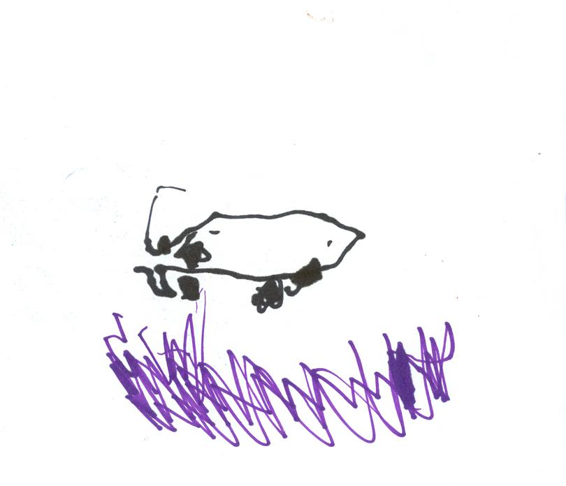 rysunki dwulatka 3