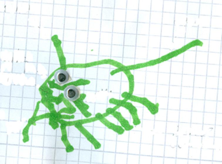 rysunki czterolatka 4