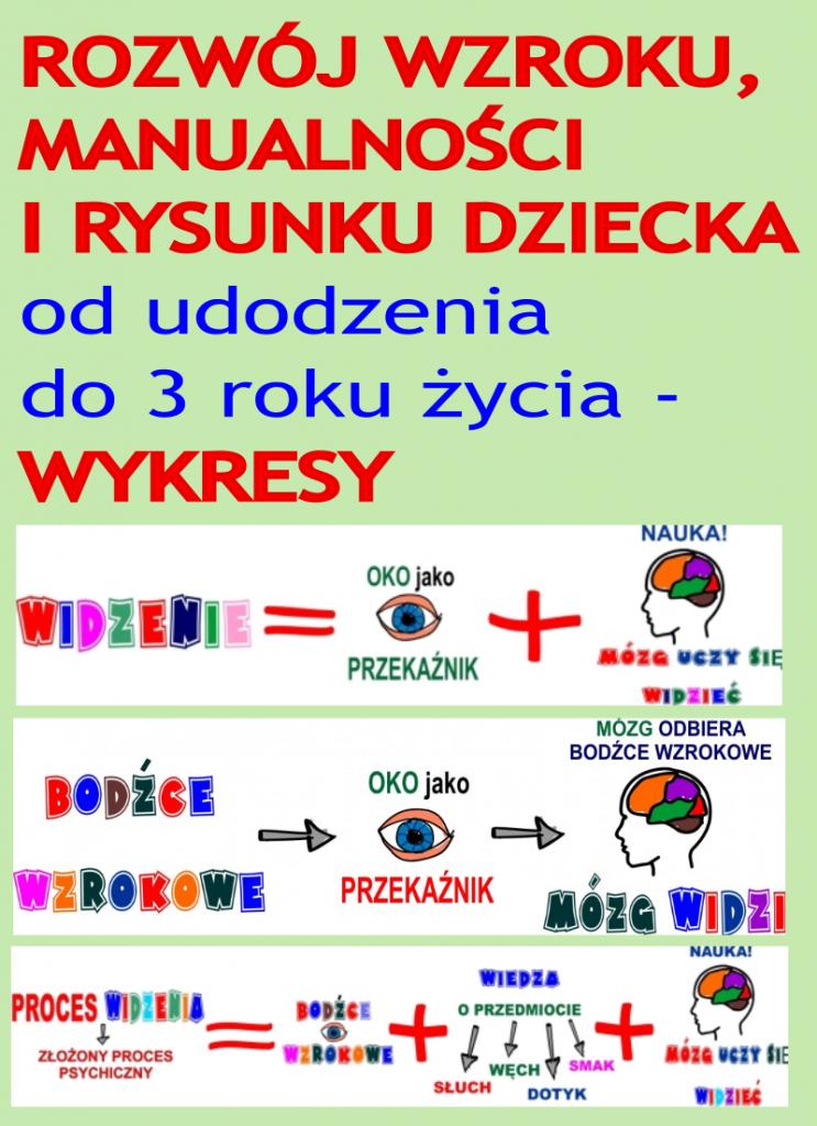 Rozwój wzroku, manualności i rysunku dziecka - baner - mamotatopokazmi.pl